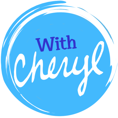 With Cheryl logo